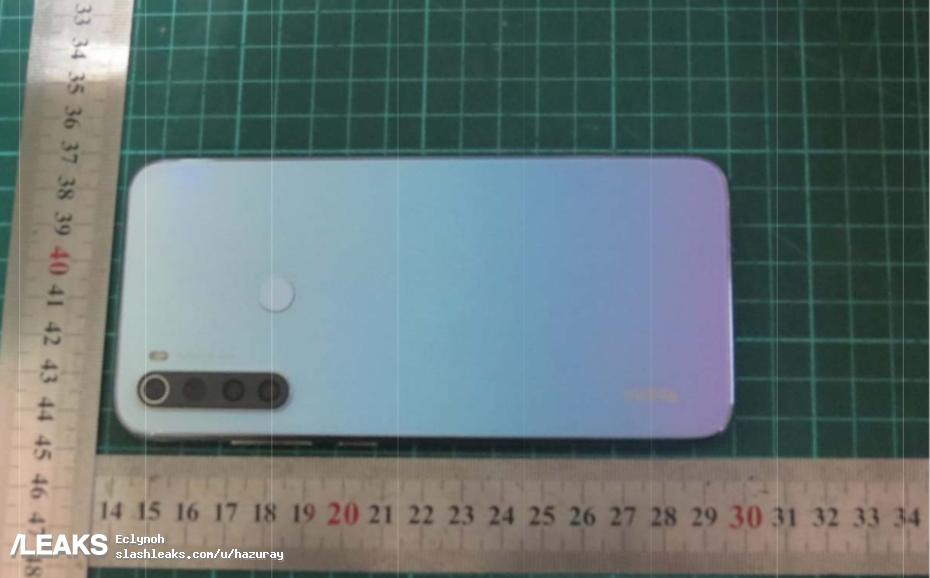 img Redmi Note 8 FCC IMAGES (rear quad camera)
