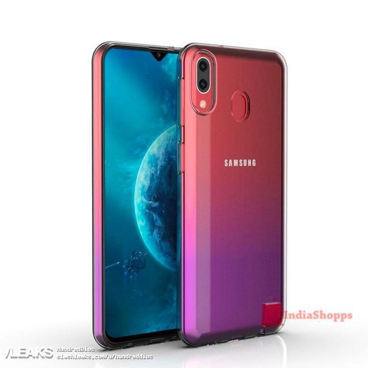 img Samsung Galaxy M30s Case Renders
