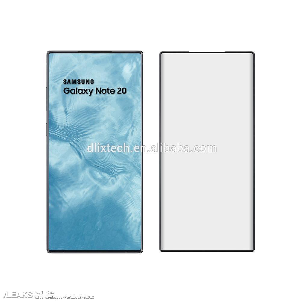 img Samsung Galaxy Note 20 SCREEN PROTECTORS