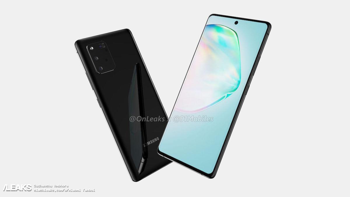 img Samsung Galaxy S10 Lite specs and price leak