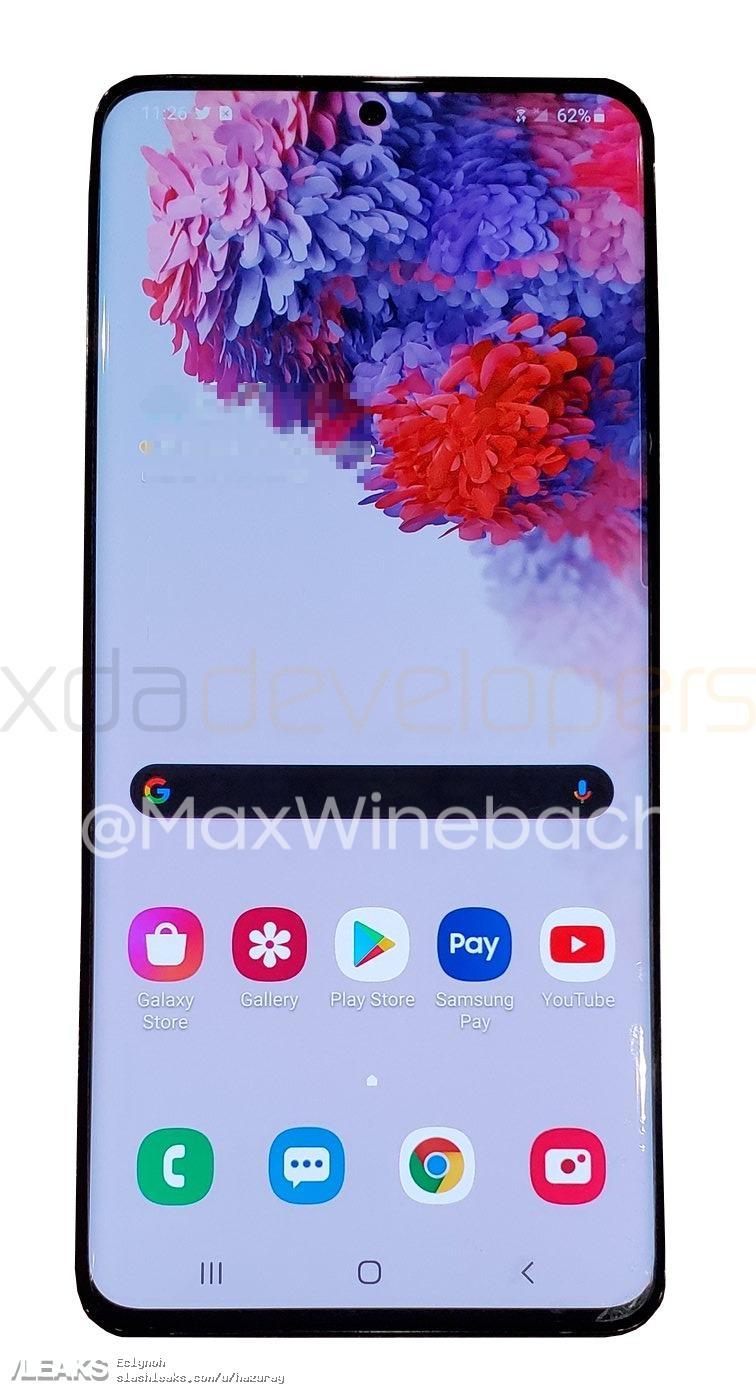 img Samsung Galaxy S20+ 5G Real Life Image