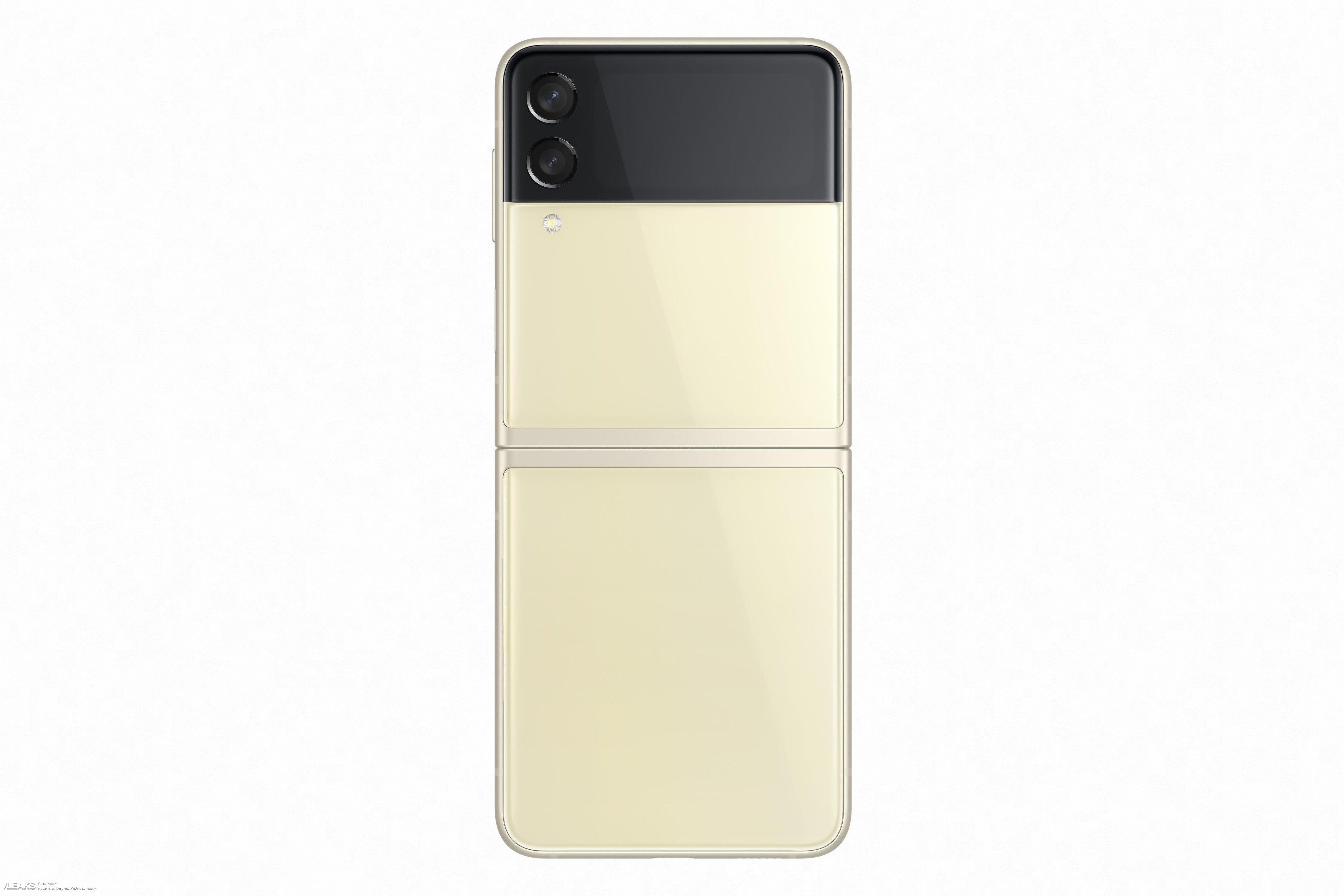 img Samsung Galaxy Z Flip 3 High-Res all Renders