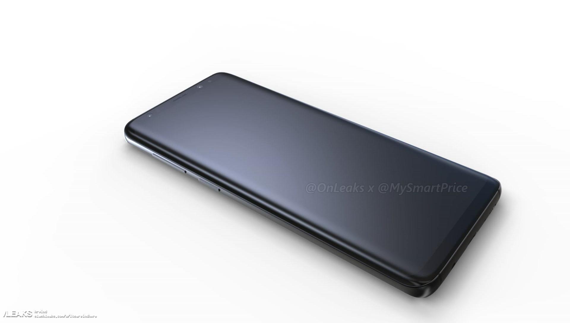 img Samsung Galaxy S9+ Renders + 360 Video by ONLEAKS