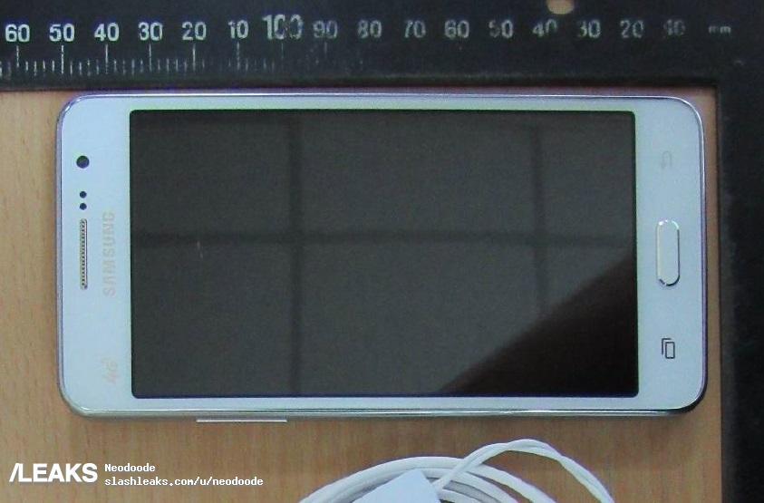 img Samsung Galaxy Grand Prime VE passes through NCC