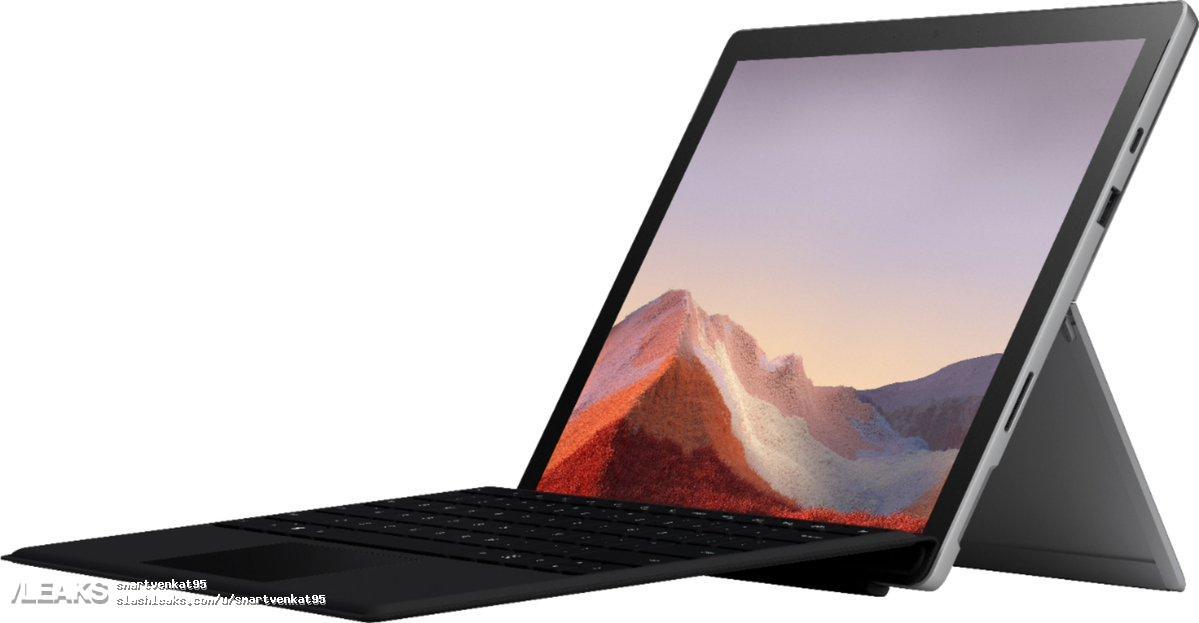 img Surface Pro 7 Renders by EvLeaks