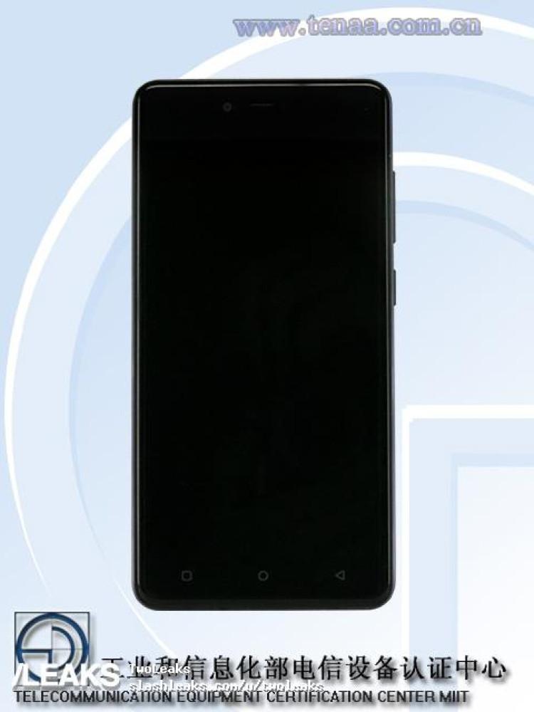 img Gionee F106L pics + specs (TENAA)