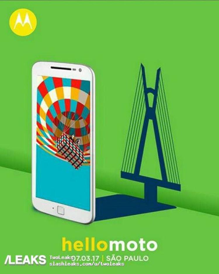 img Motorola launch new phone on Sao Paulo on March 7 [UPDATED: Moto G5 and G5 Plus]