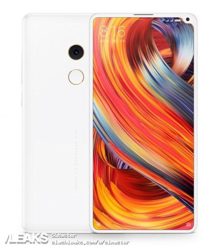 img Xiaomi Mix 2s render