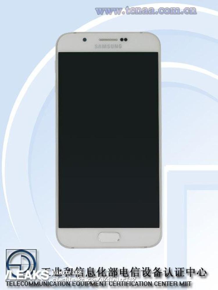 img Samsung Galaxy A8 visits Tenaa