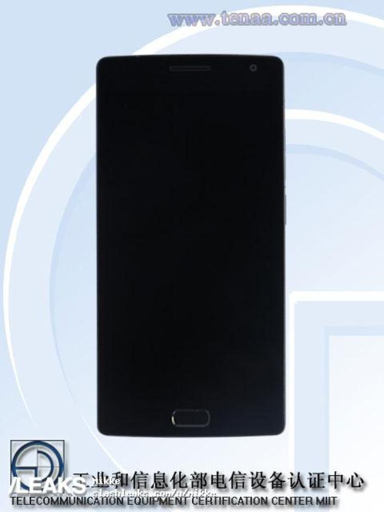 img OnePlus 2 pics + specs (TENAA)