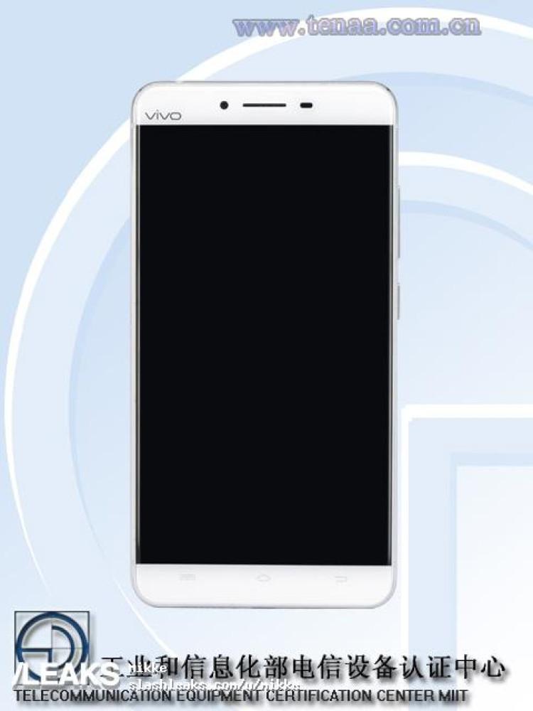 img Vivo X6 Plus pics + specs (TENAA)
