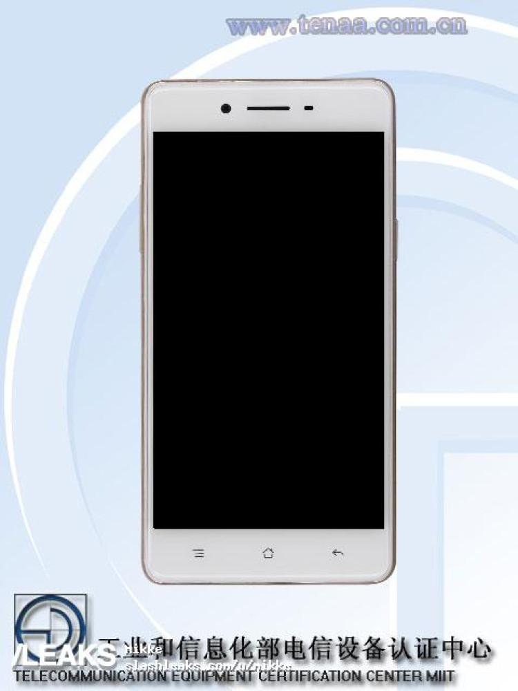 img Oppo A35 (F1f) pics + specs (TENAA)