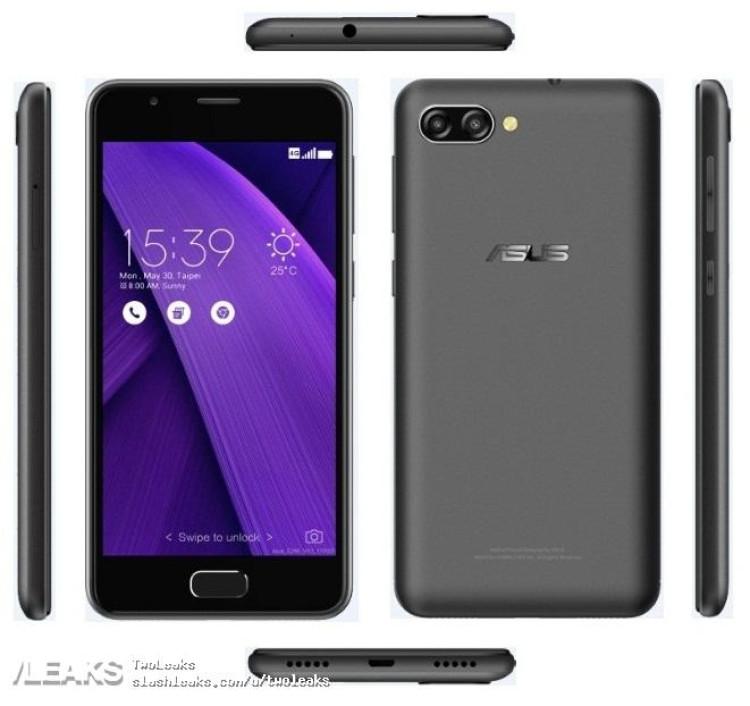 img Asus Zenfone Pegasus 4A press render + specs + price