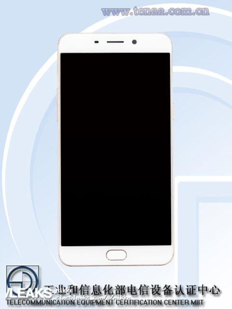 img Oppo R9 + R9 Plus pics + specs (TENAA)