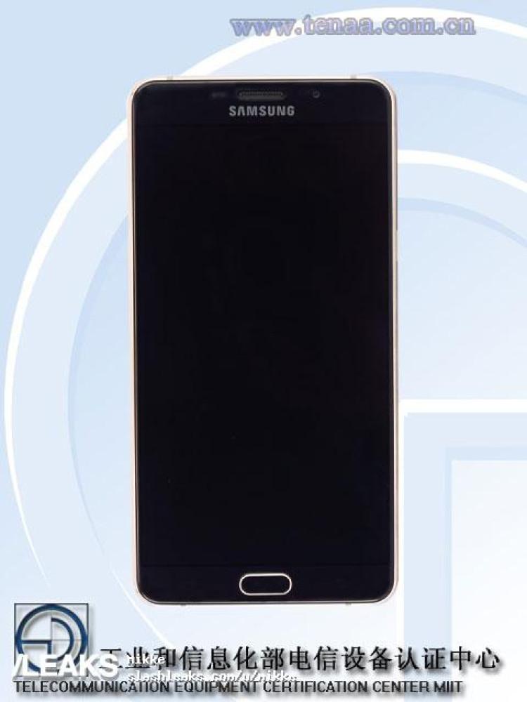 img Samsung Galaxy A9 Pro pics + specs (TENAA)