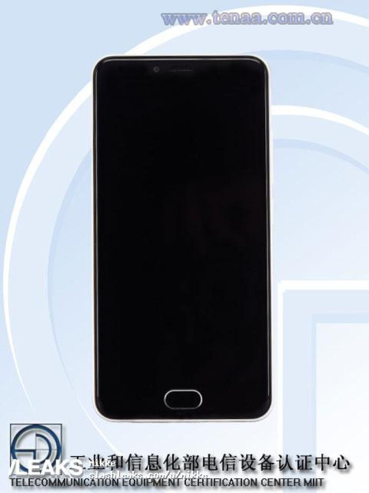 img Meizu M3 pics + specs (TENAA)