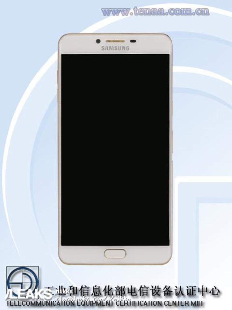 img Samsung Galaxy C9 pics + specs (TENAA) [UPDATED: C9 Pro]