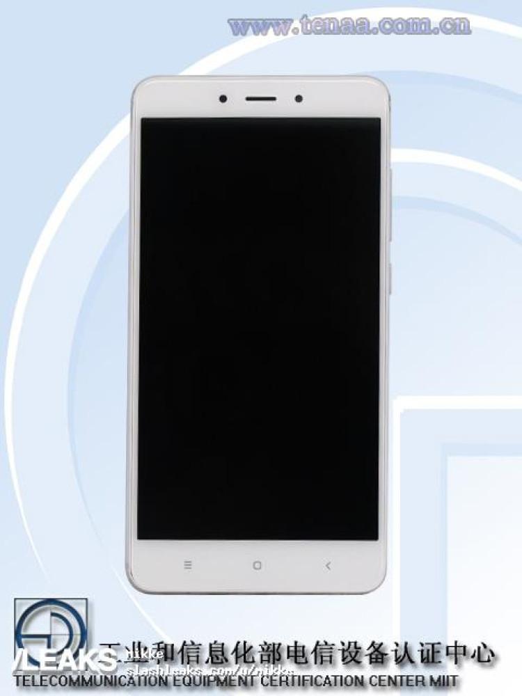 img Xiaomi Redmi Note 4X pics + specs (TENAA)