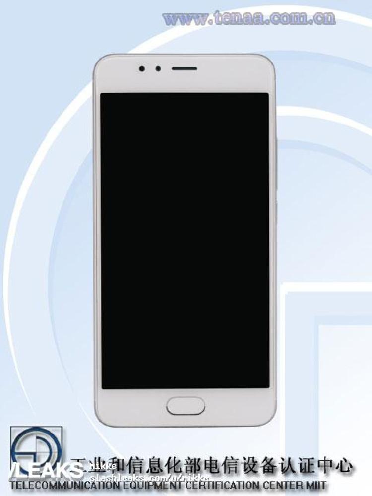 img Meizu M5s pics + specs (TENAA)
