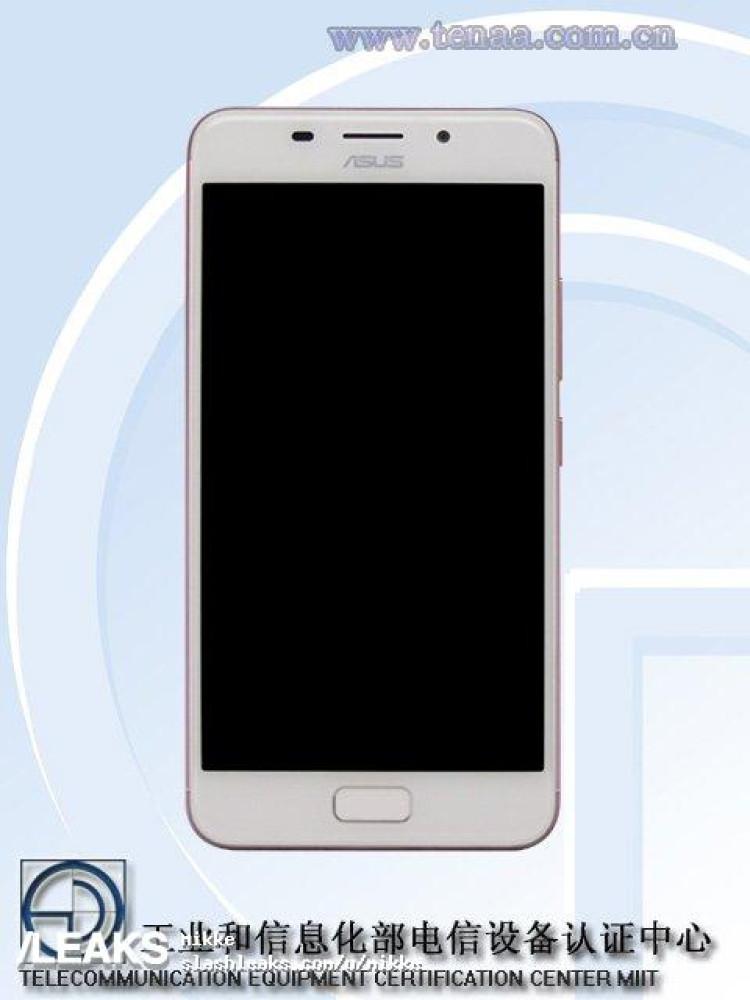 img ASUS X00GD pics + specs (TENAA) [UPDATED: ZenFone 3S Max)