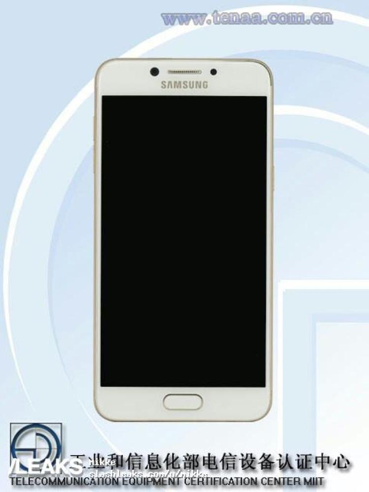 img Samsung Galaxy C5 Pro pics + specs (TENAA)