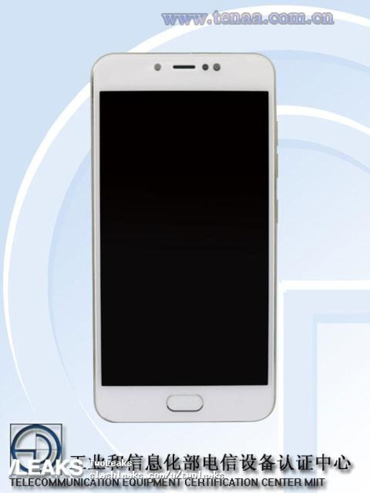 img Gionee S10C pics + specs (TENAA)