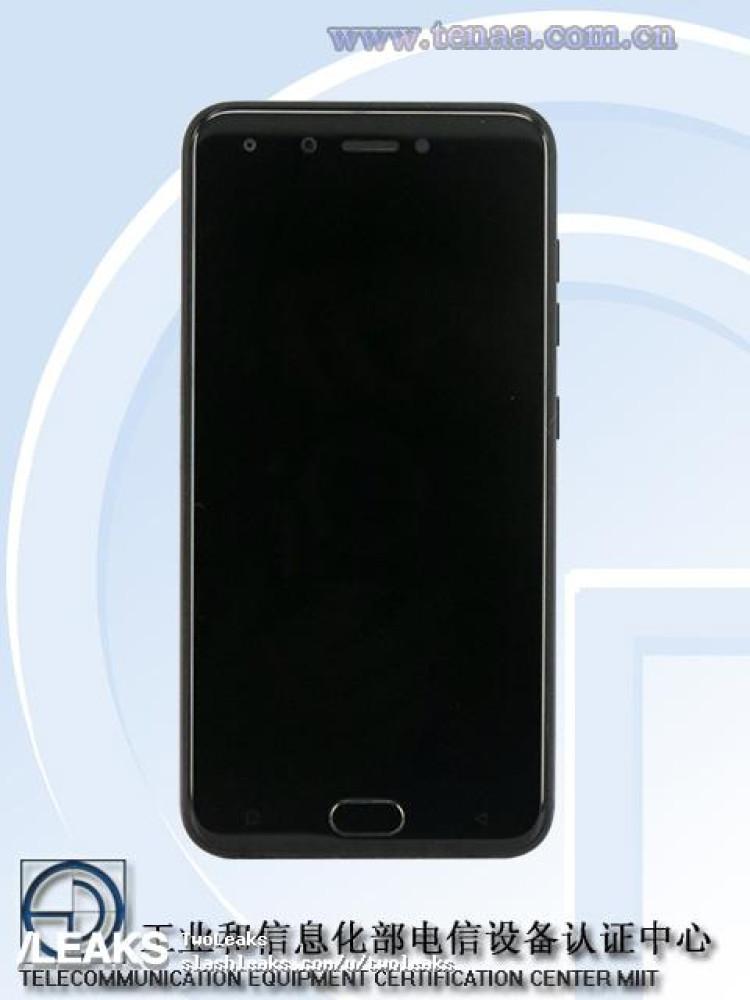 img Gionee S10 pics + specs (TENAA)