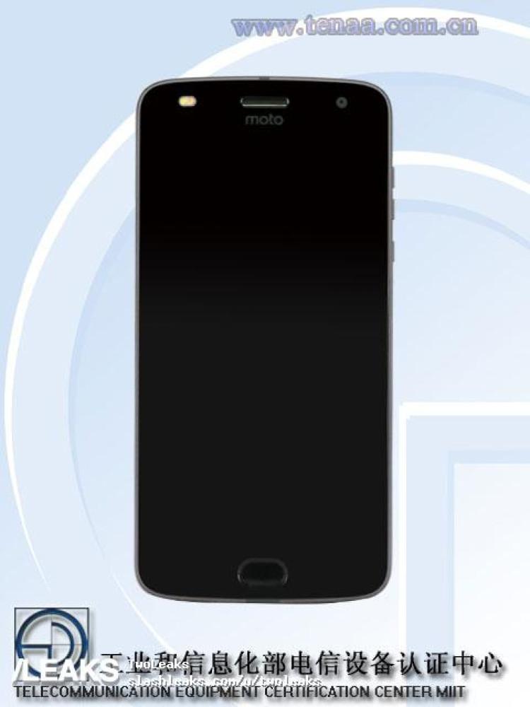 img Moto Z2 Play pics + specs (TENAA)