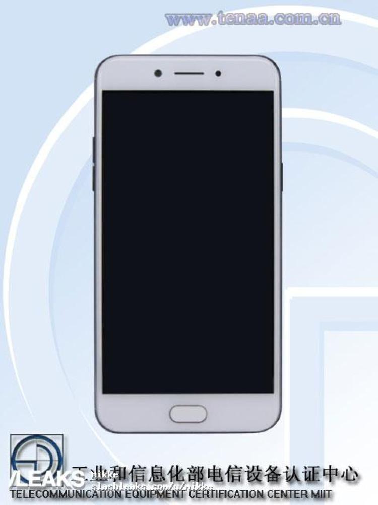img Oppo A77T pics + specs (TENAA)