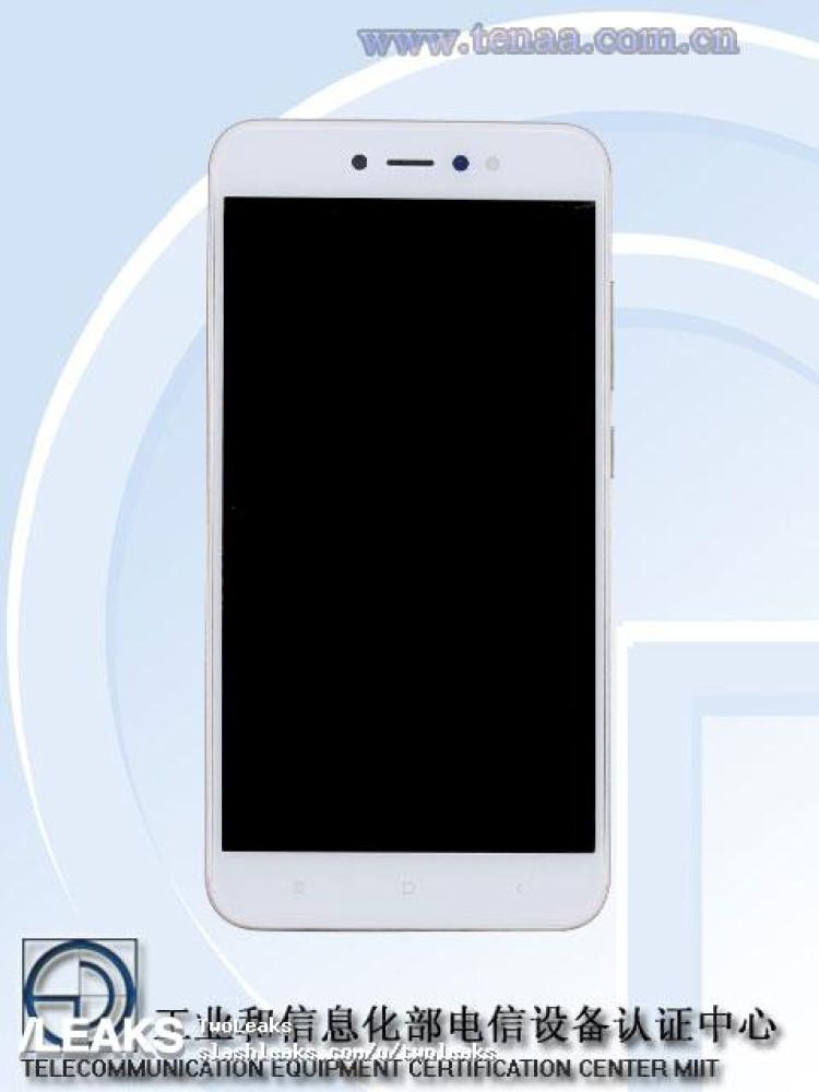 img Xiaomi Redmi Note 5A (MDE6S/MDT6S) pics + specs (TENAA)