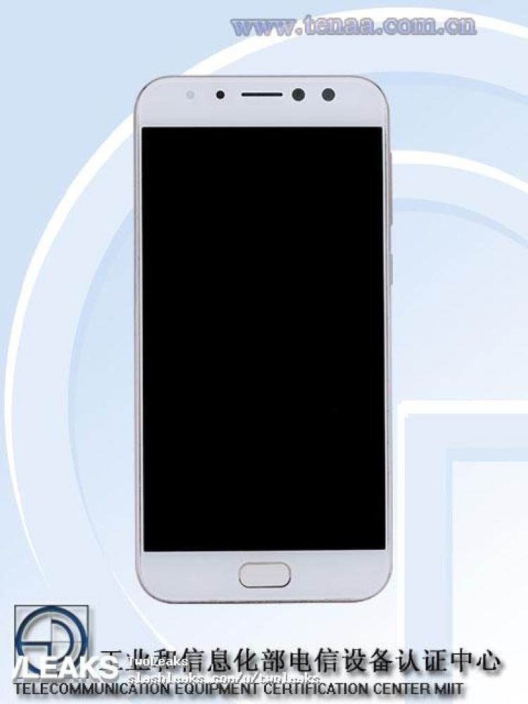 img Asus Zenfone 4 Selfie pics + specs (TENAA)