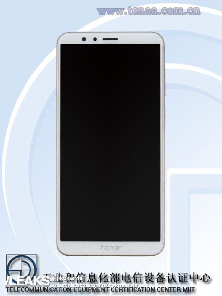 img Huawei Honor 7X Pics+Specs(Tenaa)