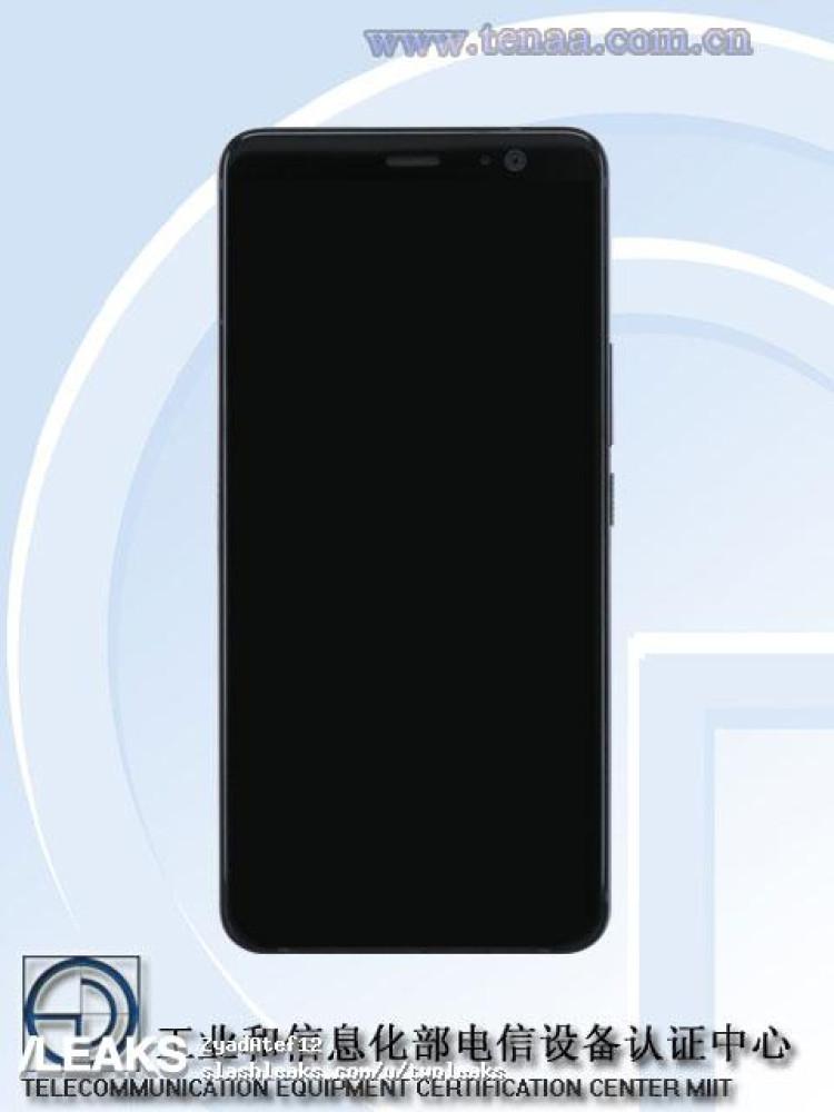 img HTC U11 Plus pics (TENAA)