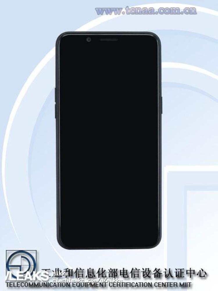 img Oppo A83 pics + specs (TENAA)