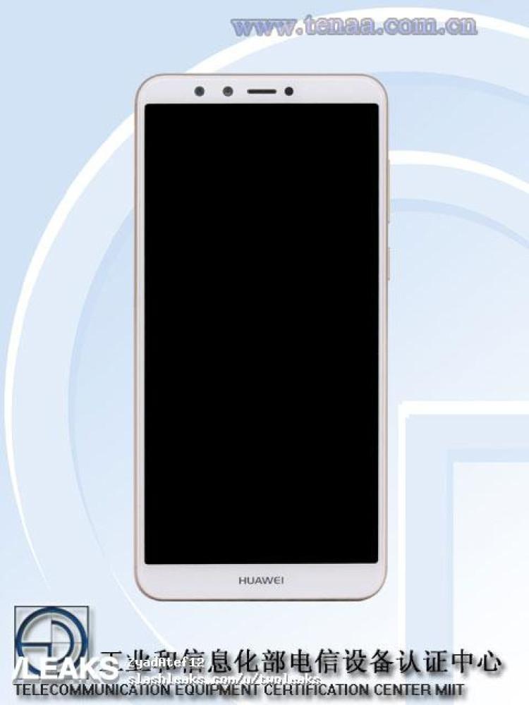 img Golden Huawei FLA-TL10 pics (TENAA) [UPDATED: Y9 (2018)]