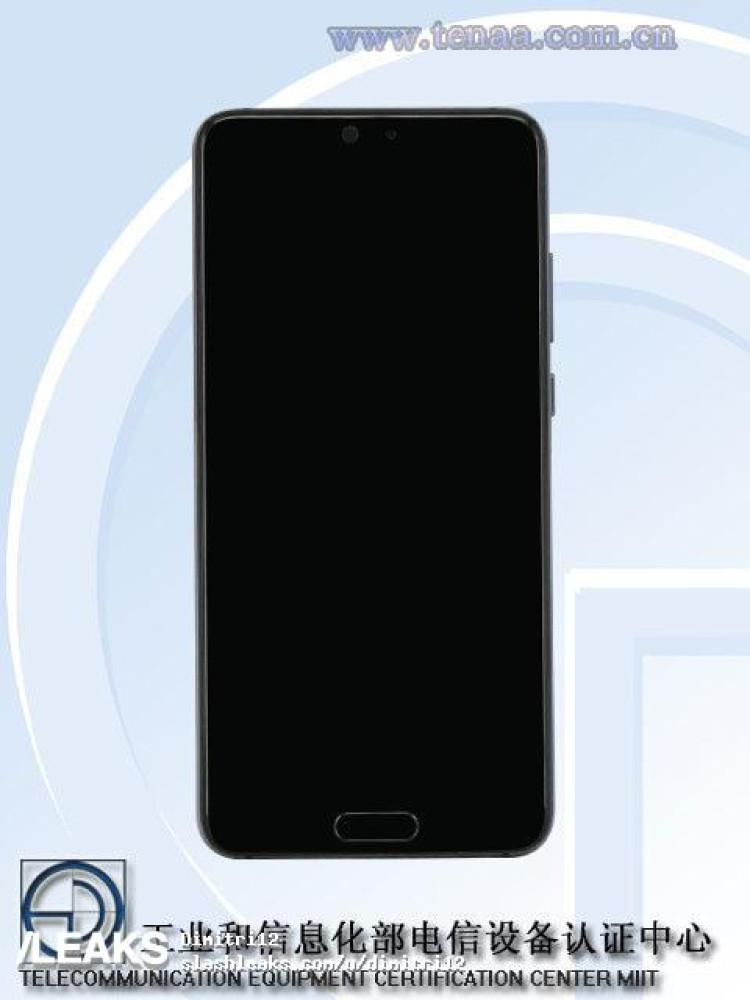 img Huawei P20 pictures leaked through TENAA