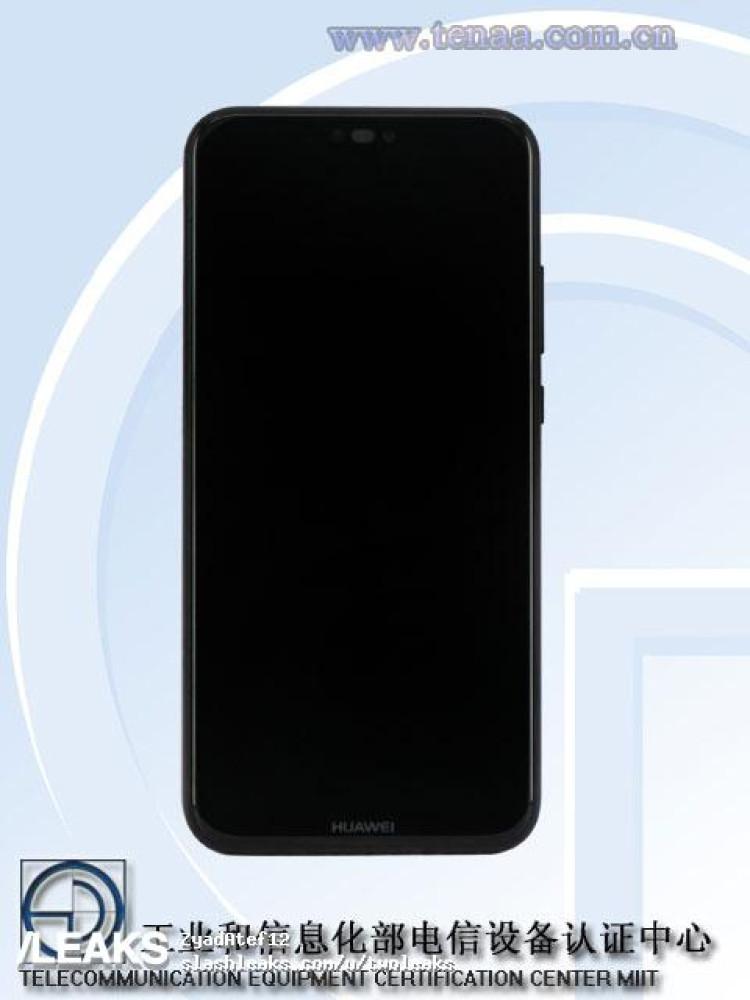 img Huawei P20 Lite pics + specs (TENAA)
