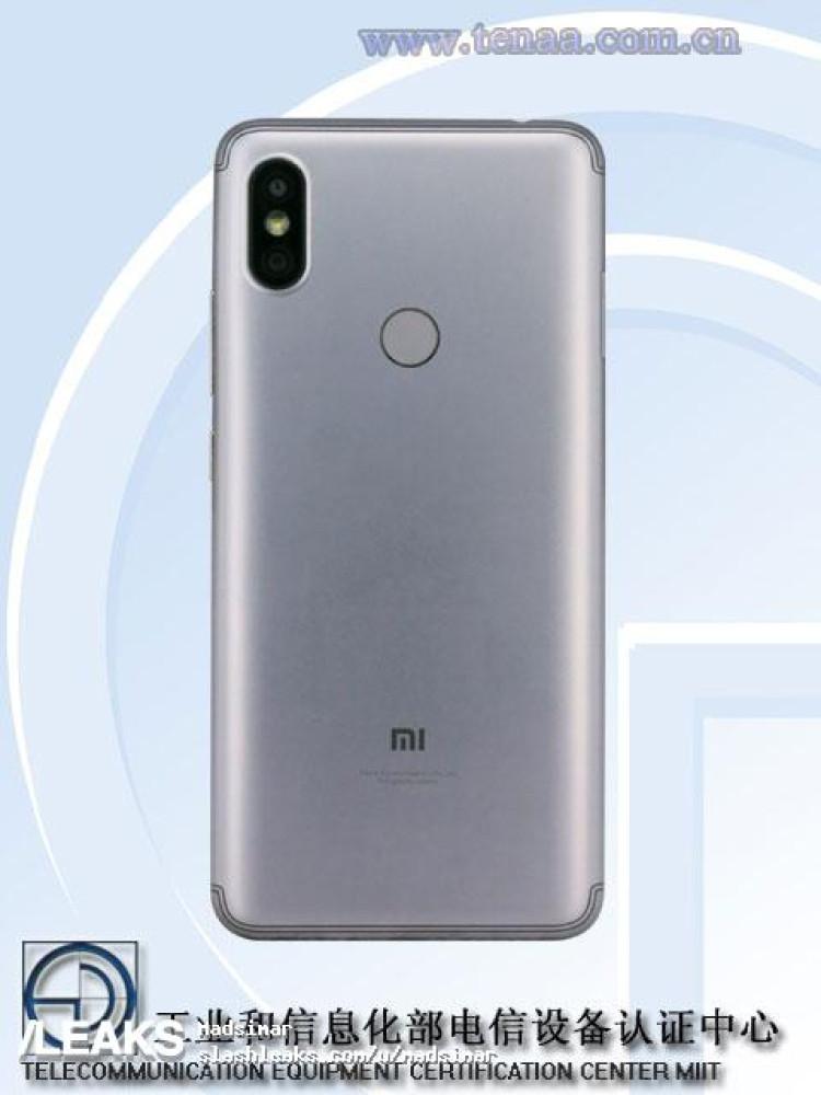 img xiaomi M1803E6E pics and specs via tenaa [UPDATED: Redmi S2]