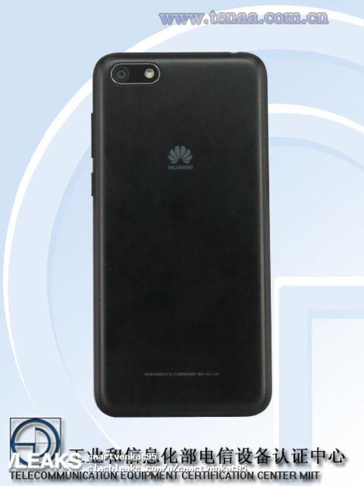 img Huawei Y5 Prime (2018) Visits TENAA