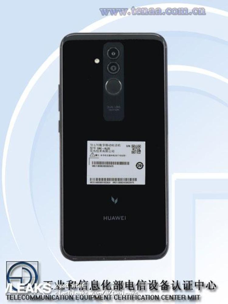 img Huawei Mate 20 Lite full specs confirmed by TENAA