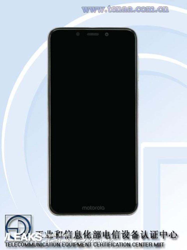 img Motorola One pics + specs (TENAA)