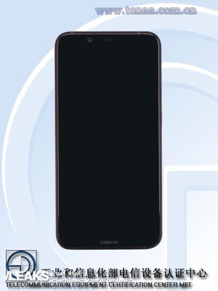 img Nokia 7.1 Plus pictures leaked through TENAA