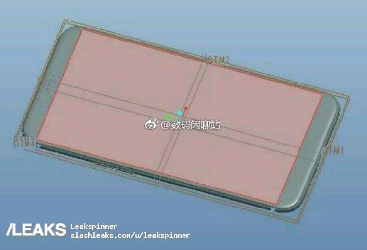 img Oppo R11s schematics leaked