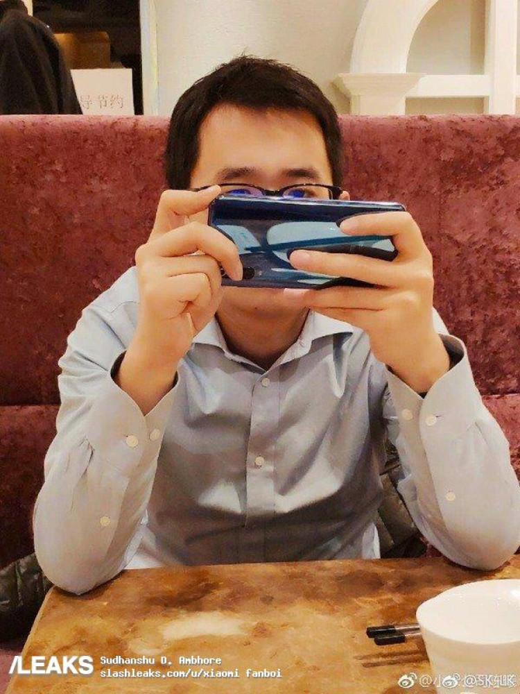 img Suspected Xiaomi MI 9 image leaked