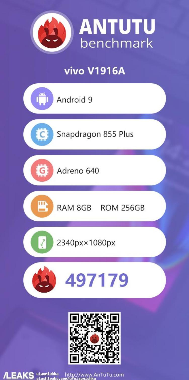img Vivo iQOO Pro 5G AnTuTu (SD855+, 8GB, 256 GB)
