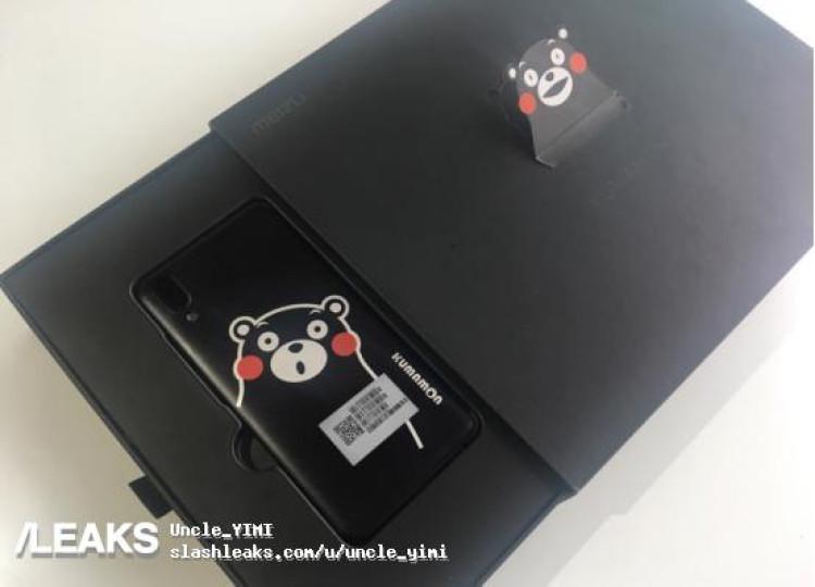 img MEIZU E3 Kumamon edition leaked