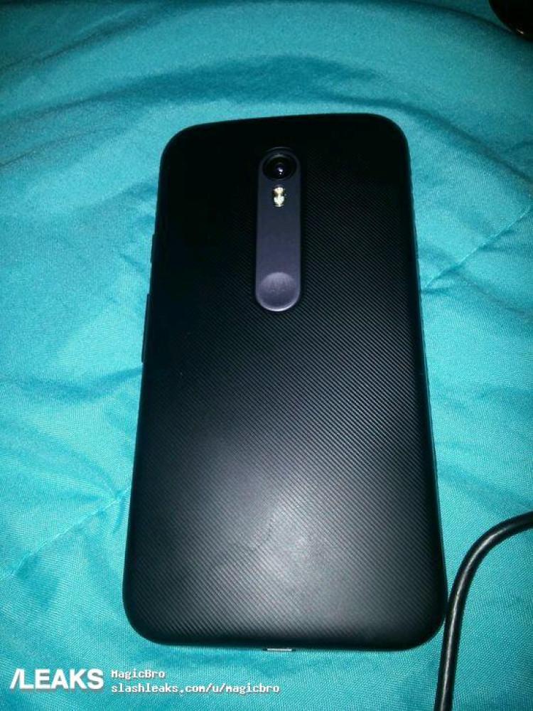 img Motorola Moto G (3rd Gen) prototype leaks yet again