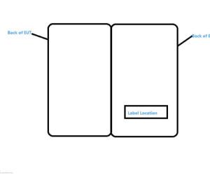 Foldable dual screen ZTE Axon M schematics and dimensions