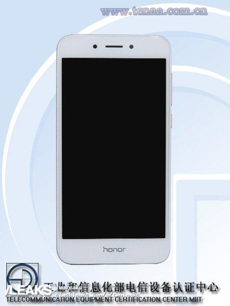 img Huawei Honor DLI-TL20 pics + specs (TENAA) [UPDATED: Honor 6A]