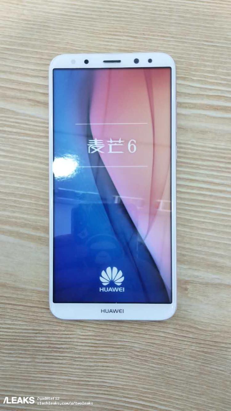 img Huawei Maimang 6 dummy shows up